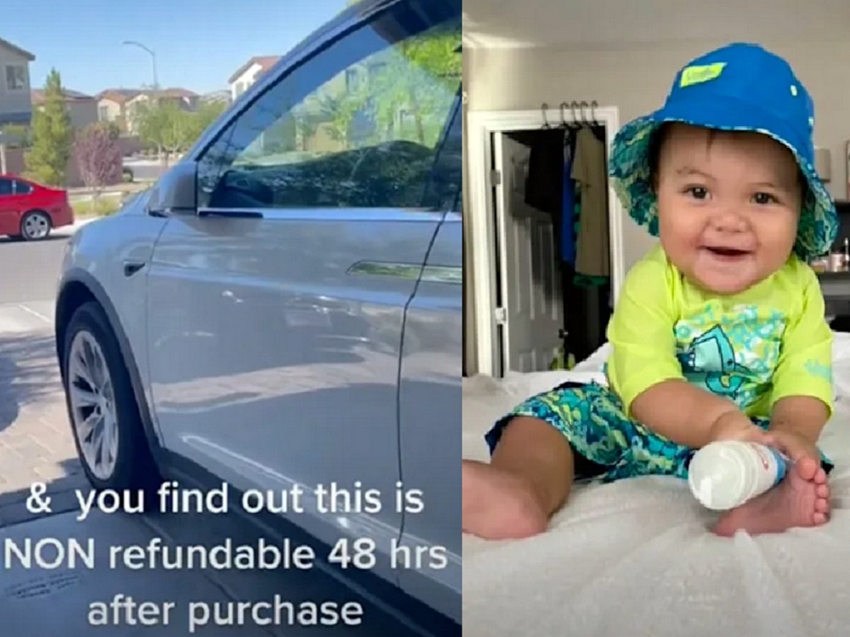 В США младенец сделал покупки в интернет-магазинах на $10 тысяч