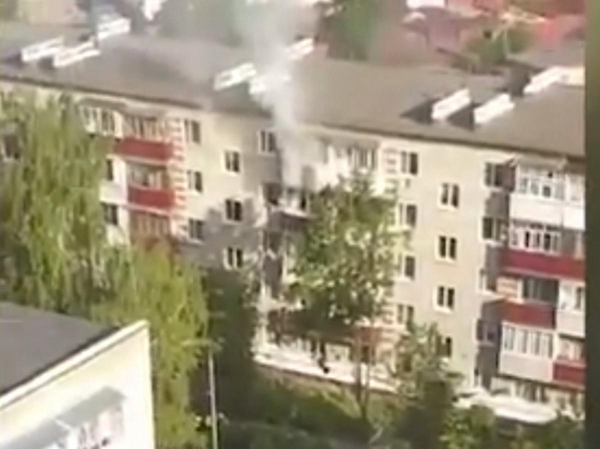 Убийство в Подмосковье
