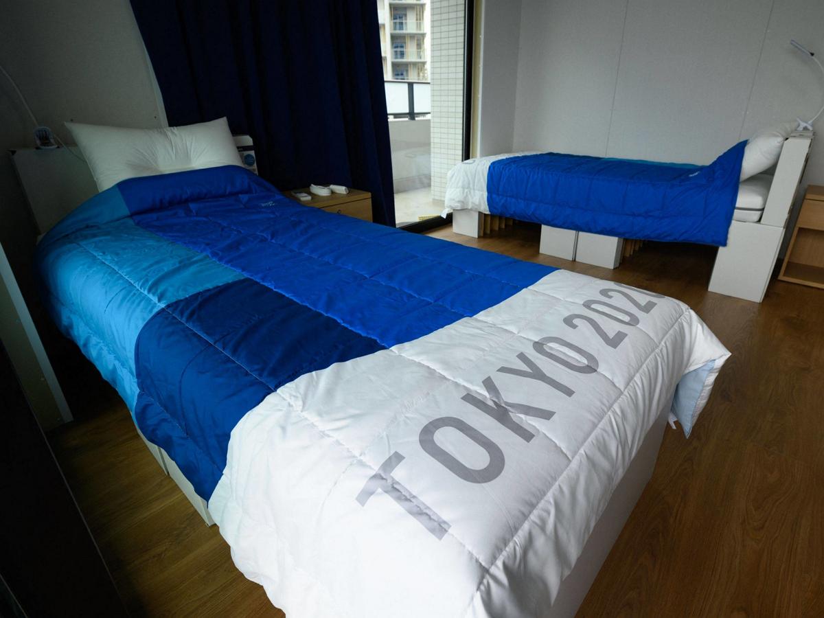 "Миф о ""антисекс-кроватях"" на предстоящей Олимпиаде в Токио развенчан"