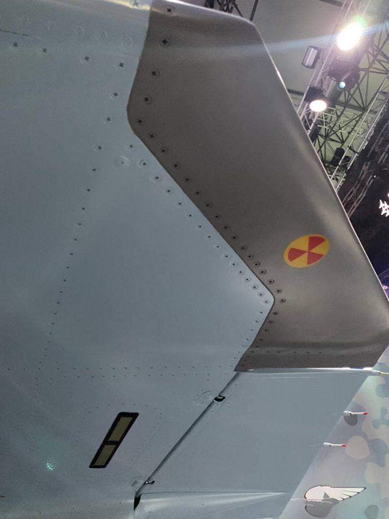 Западные СМИ нашли странные детали у российского истребителя Су-75