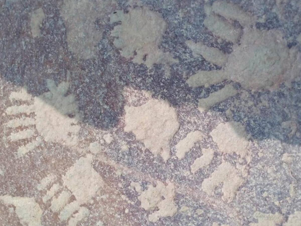 В Индии нашли наскальные рисунки возрастом 40 тысяч лет