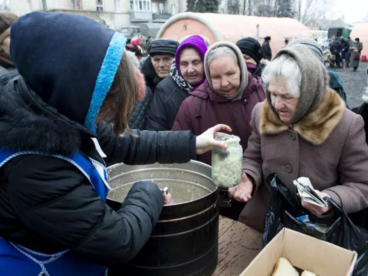 9,2 млн россиян недоедают