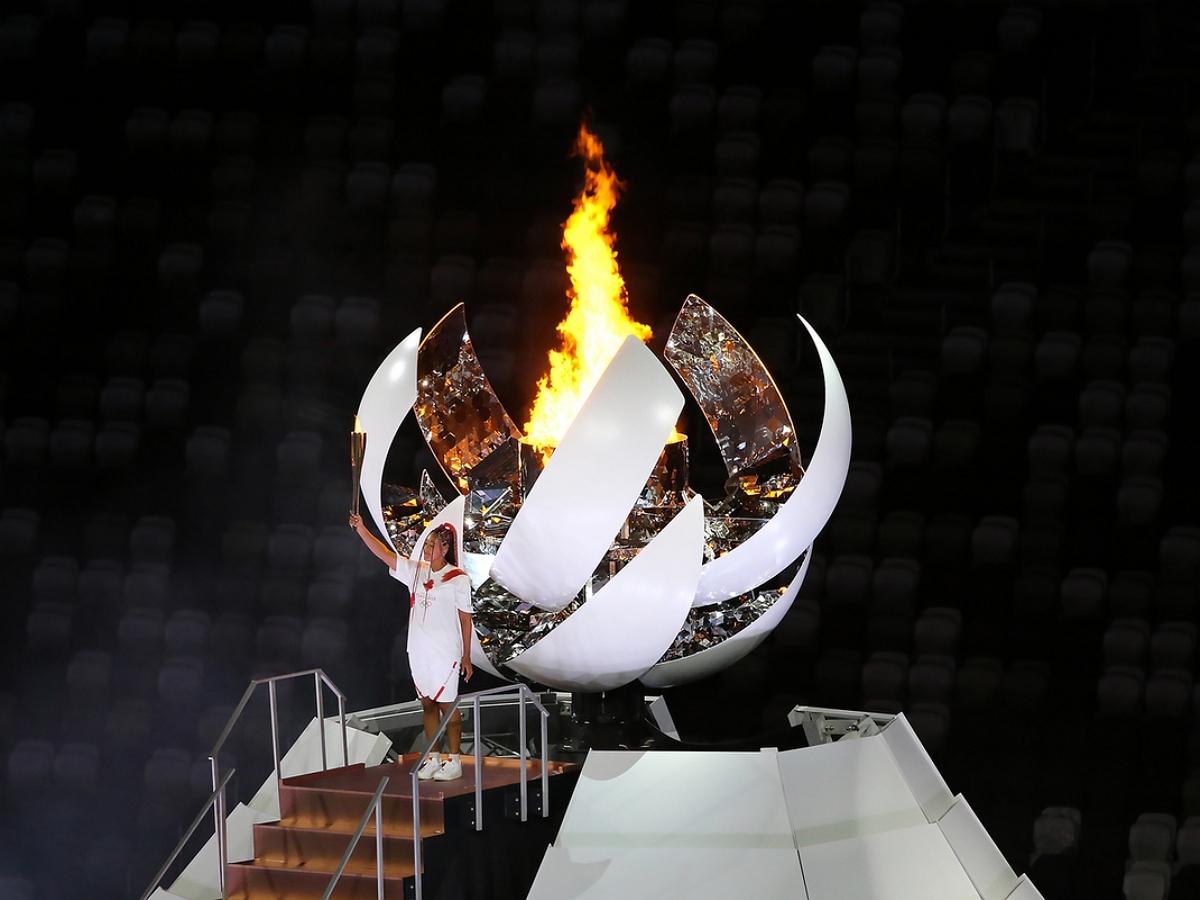 Олимпиаду в Токио открыла песня Джона Леннона «Imagine»