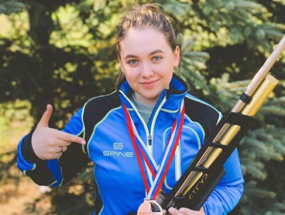 Российская спортсменка Анастасия Галашина завоевала первую медаль на Олимпиаде