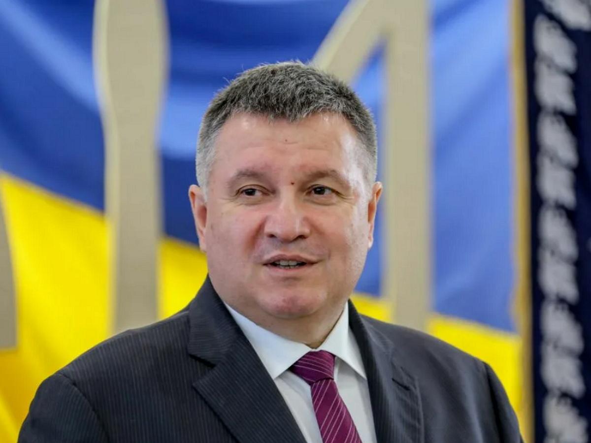 Названа причина отставки Авакова с должности главы МВД Украины