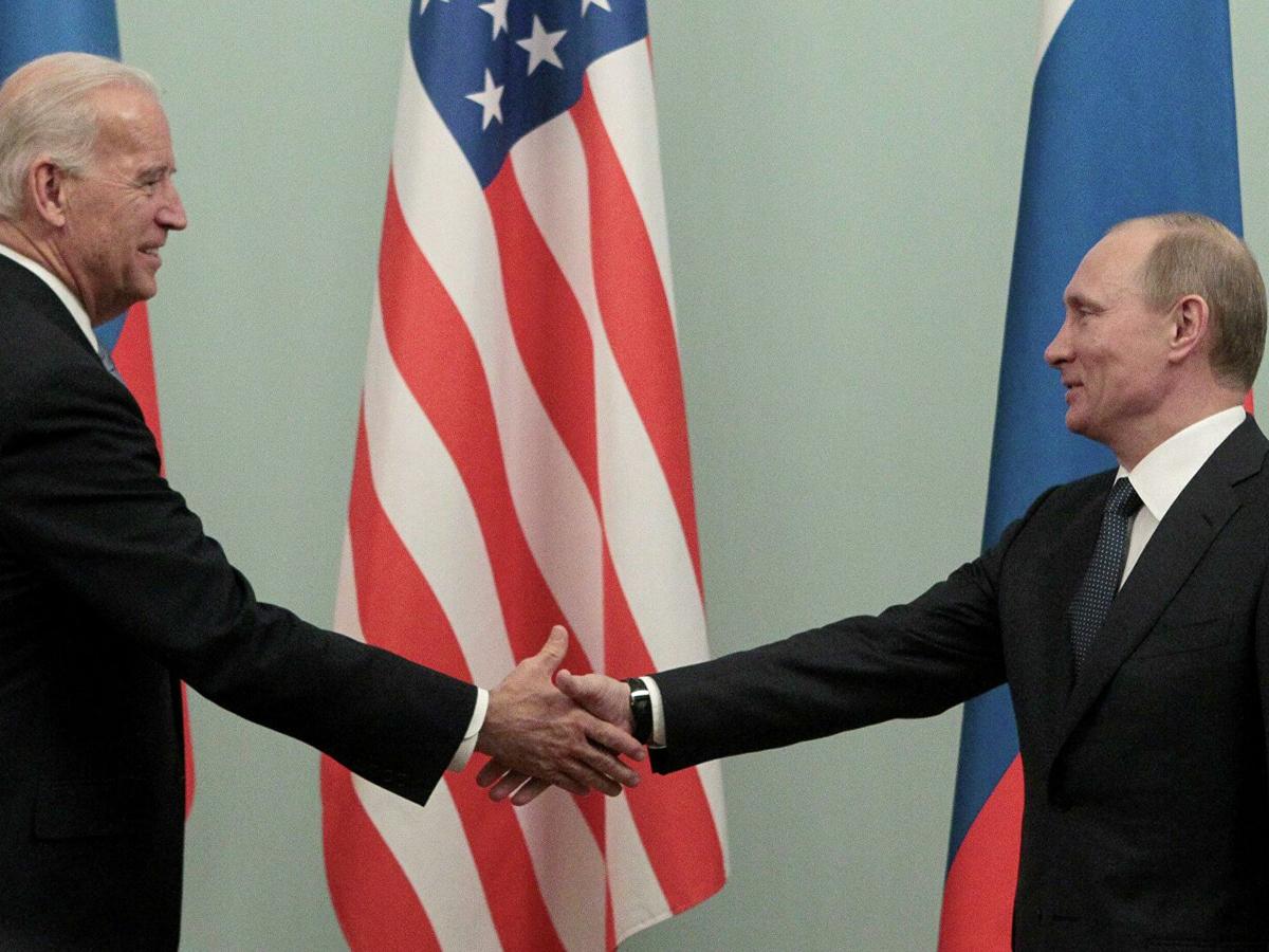 Байден о проблемах Путина