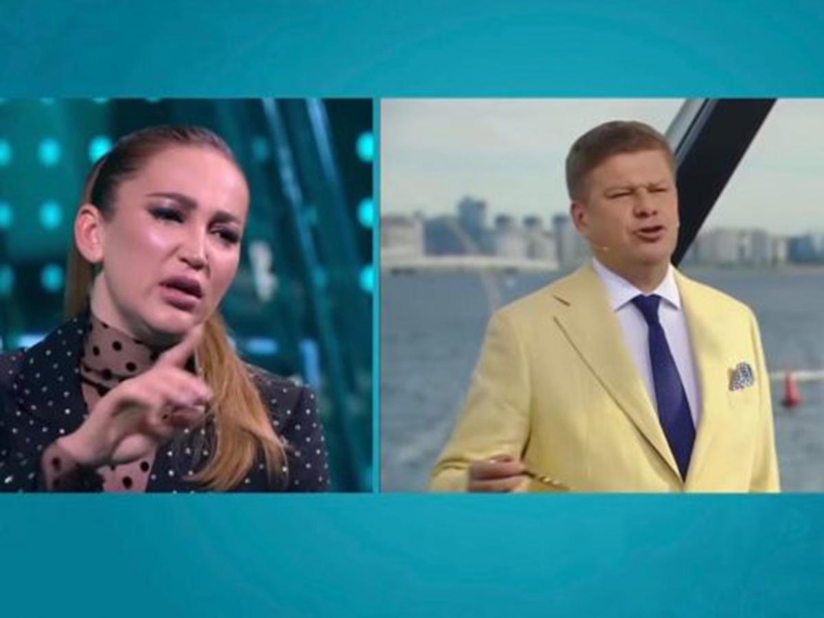 Бузова на Матч ТВ
