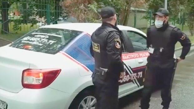 В Москве на улицах появились «чеченские патрули»