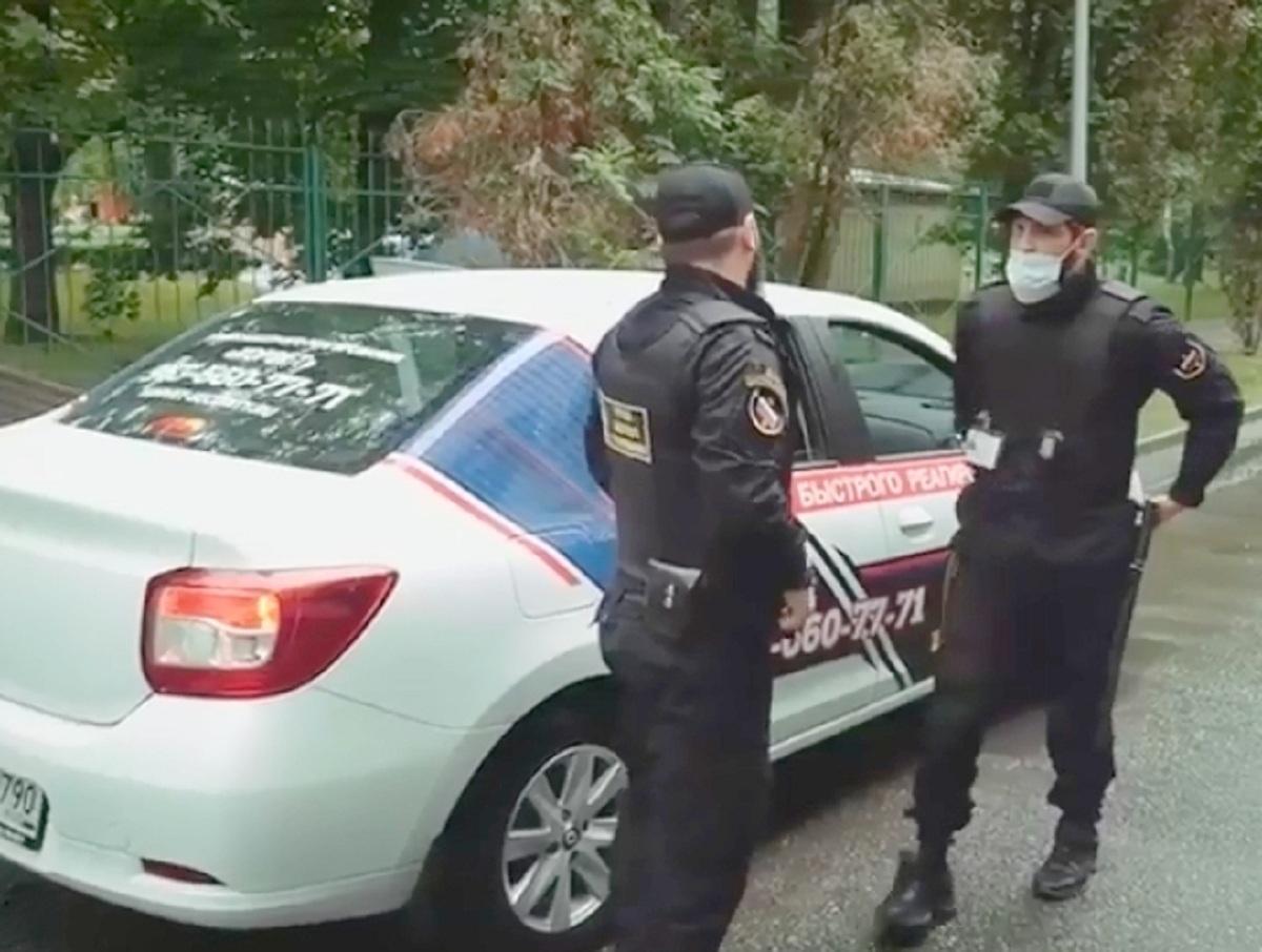 «Чоповцы кончились?»: в Троицке улицы начали патрулировать «чеченские патрули»