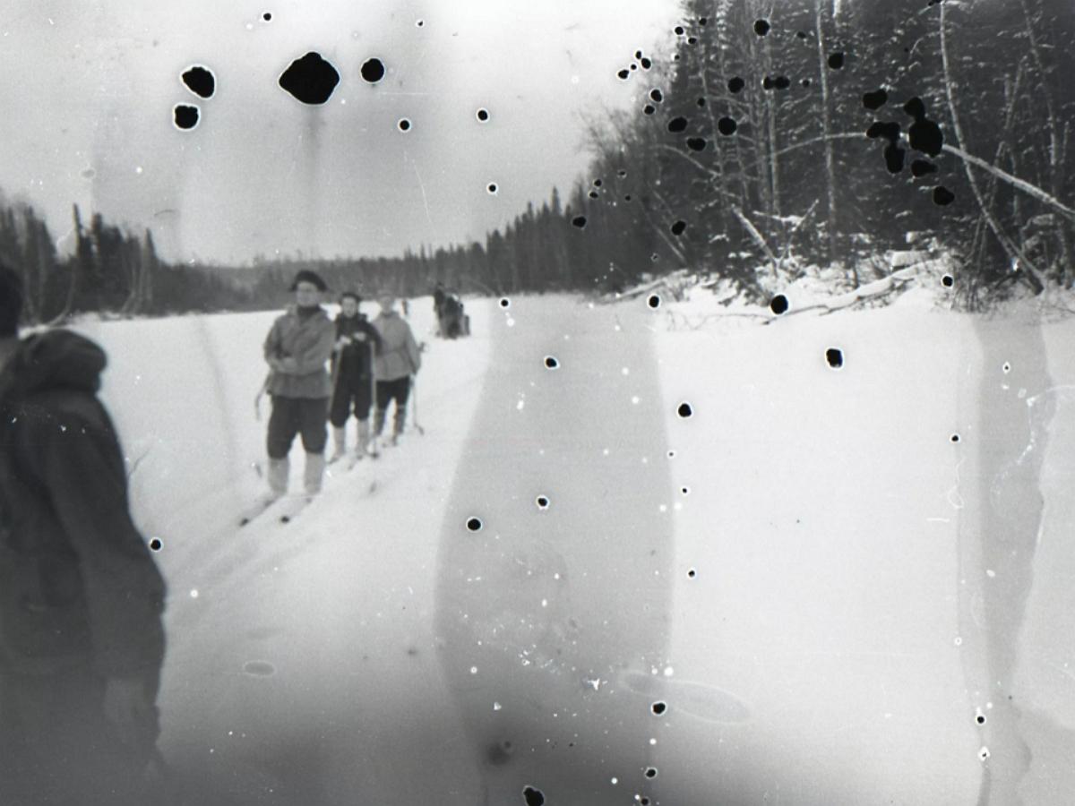 На месте гибели группы Дятлова были найдены подозрительные улики