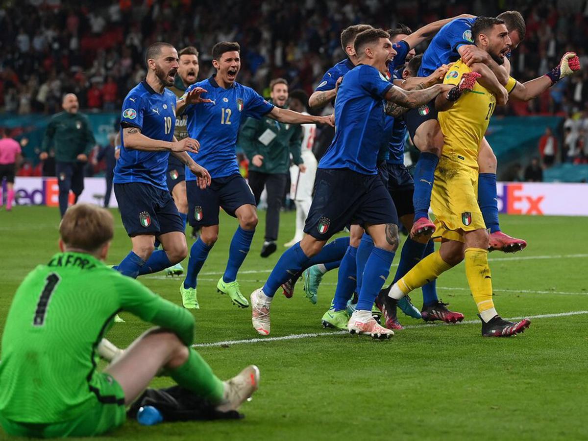 Италия Евро 2020