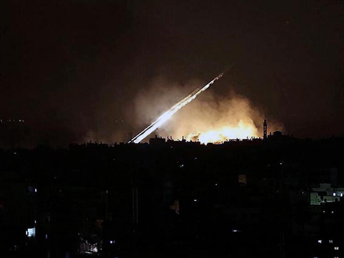 Ракеты Израиля