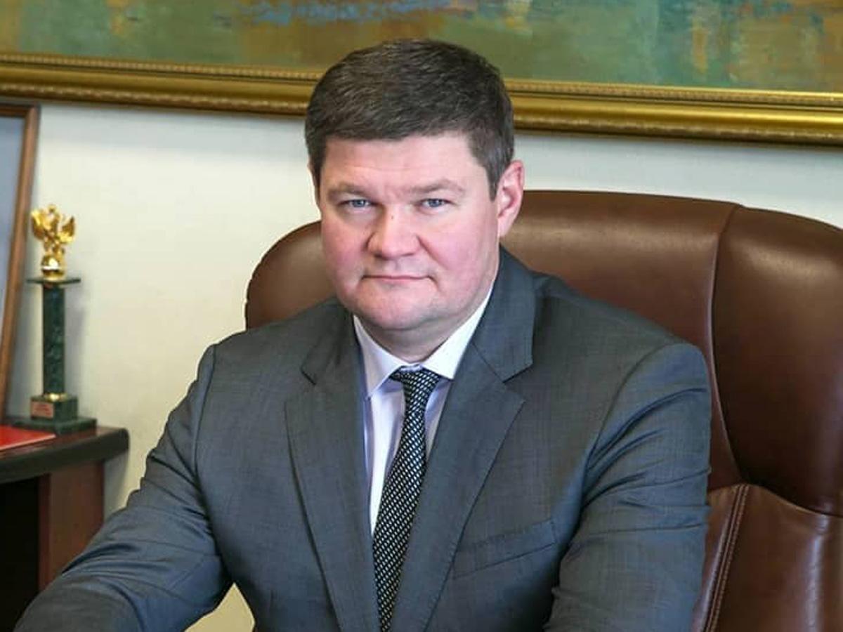 Коломна мэр Лебедев суицид