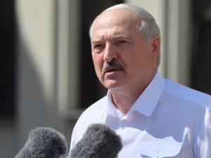 Лукашенко о провале олимпийцев