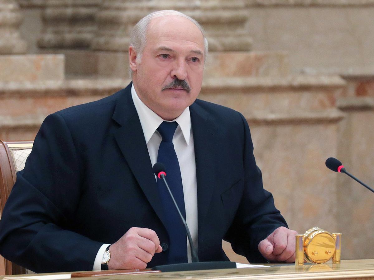 Лукашенко провал Бабарико