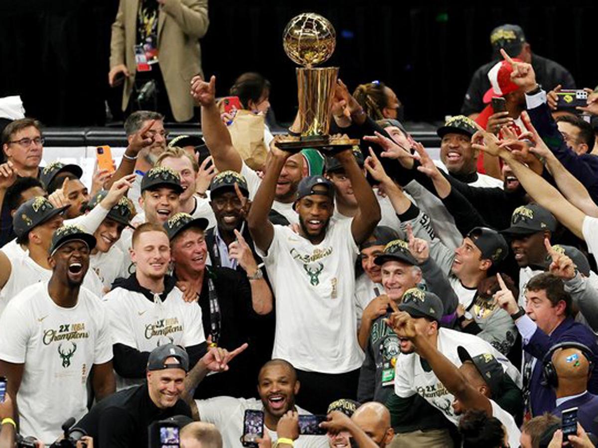Милуоки чемпион НБА