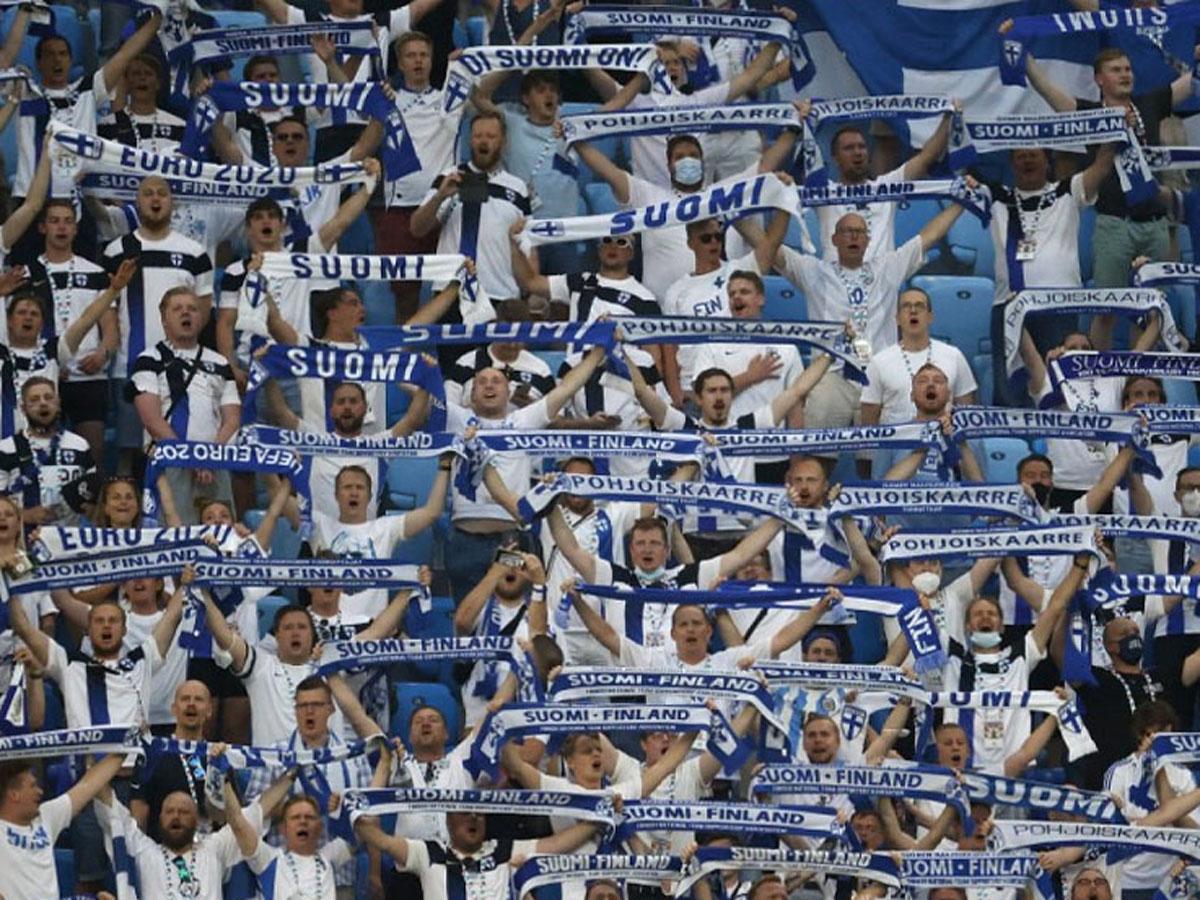Минздрав Финляндии Евро-2020 Петербург
