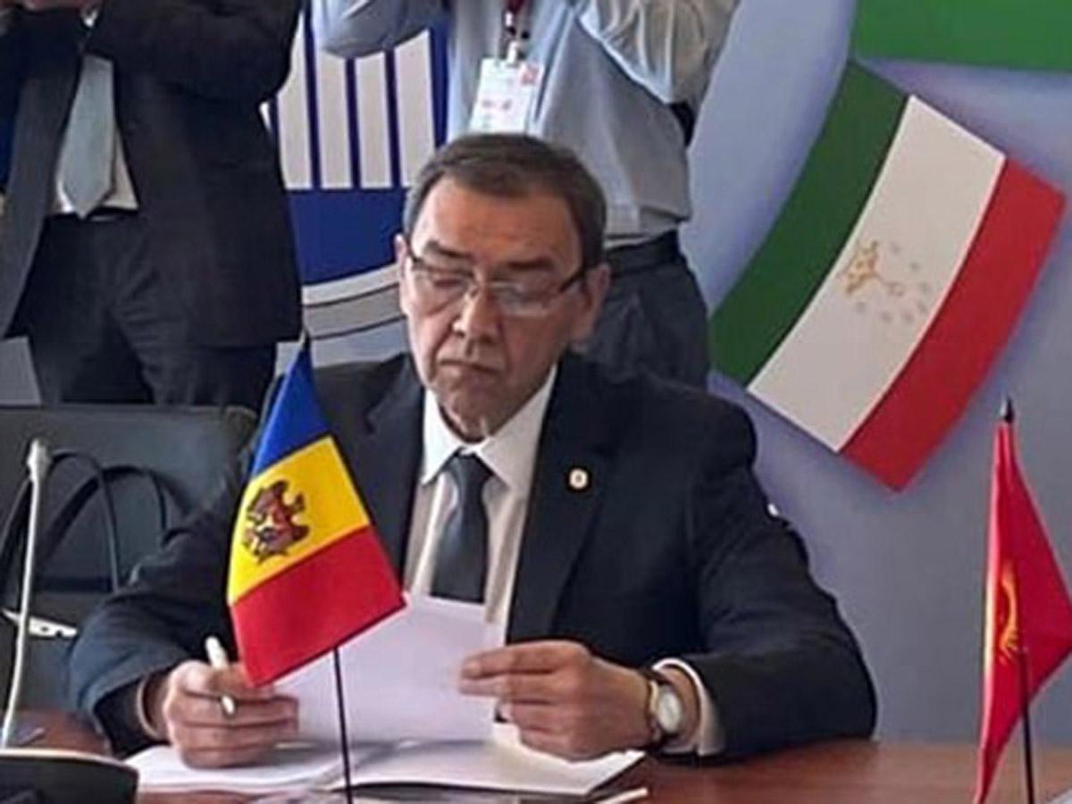 Молдавия посол секс-скандал