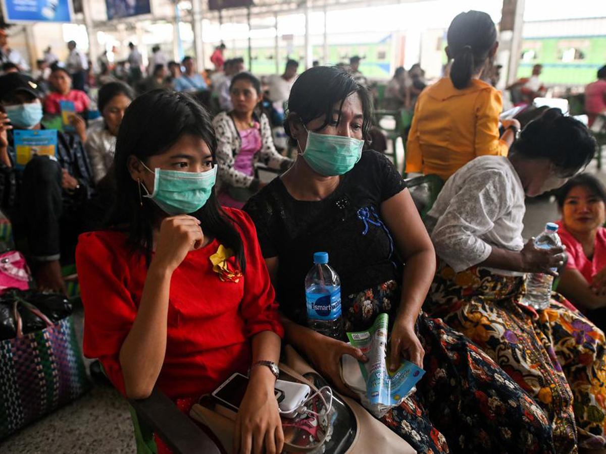 Мьянма коронавирус ООН
