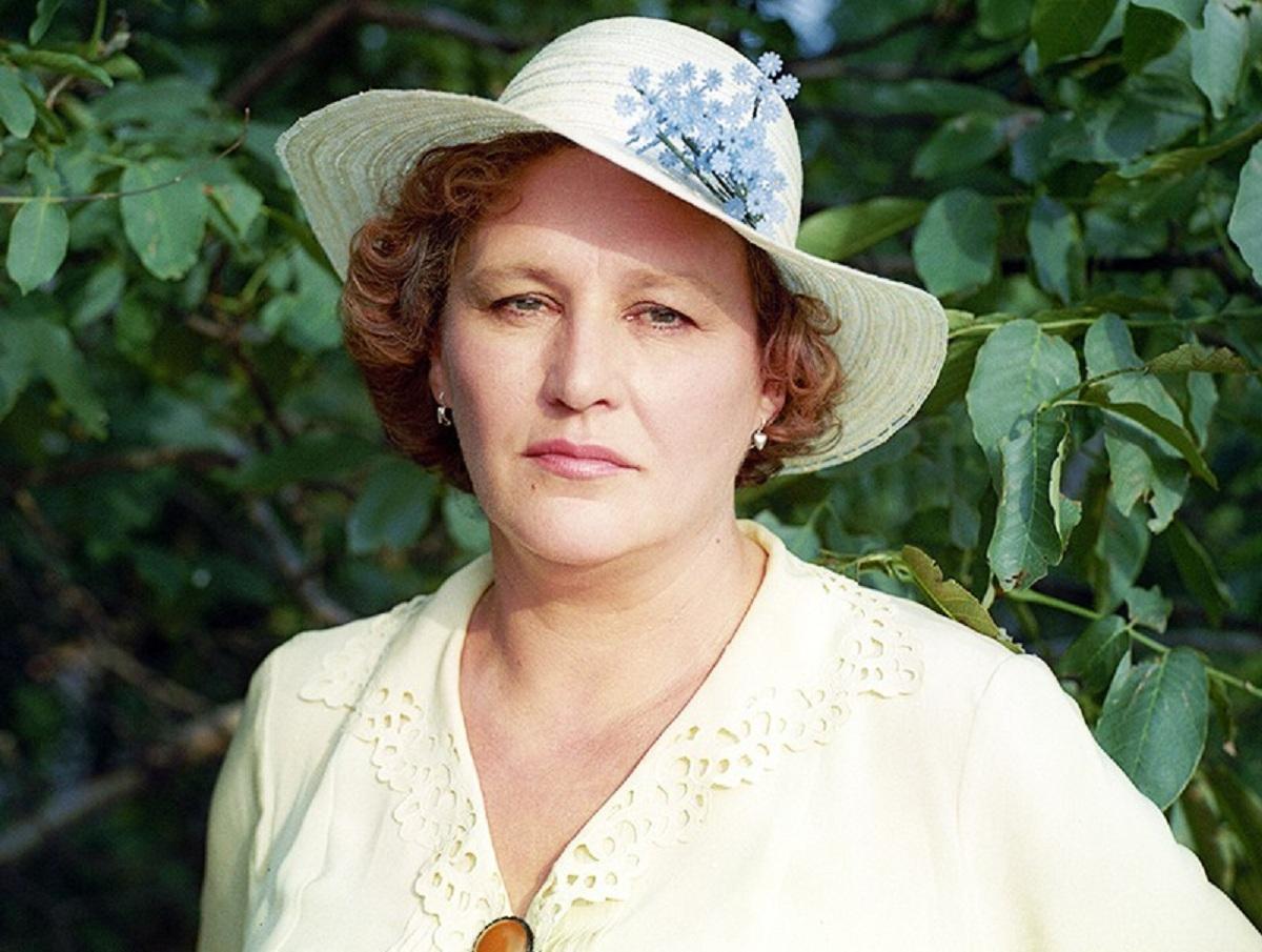 Сестра и главная наследница Нонны Мордюковой пропала весной этого года