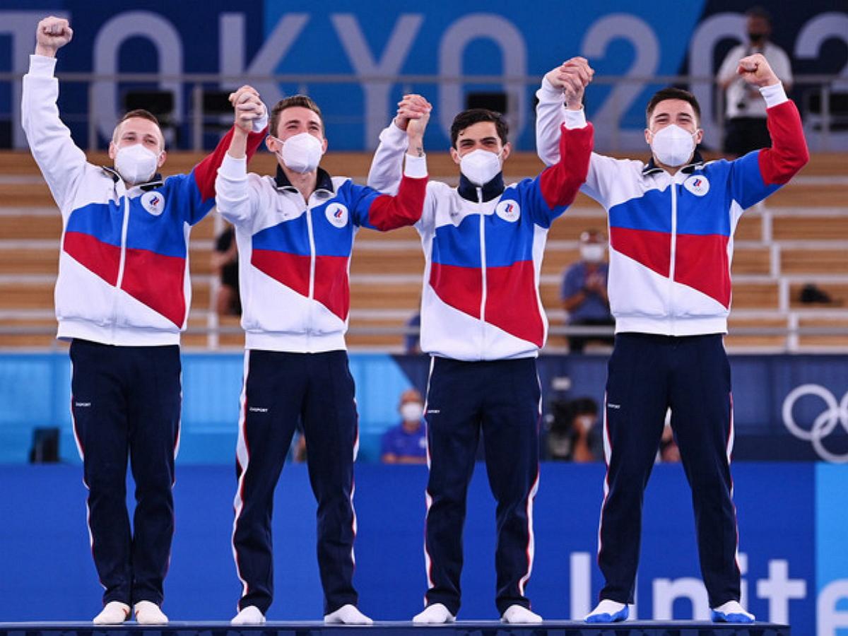 Историческую победу российских гимнастов на ОИ-2020 прокомментировал Путин
