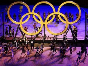 Церемония открытия Олимпиады 2020