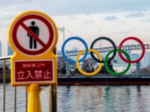 Открытие Олимпиады в Токио 2021