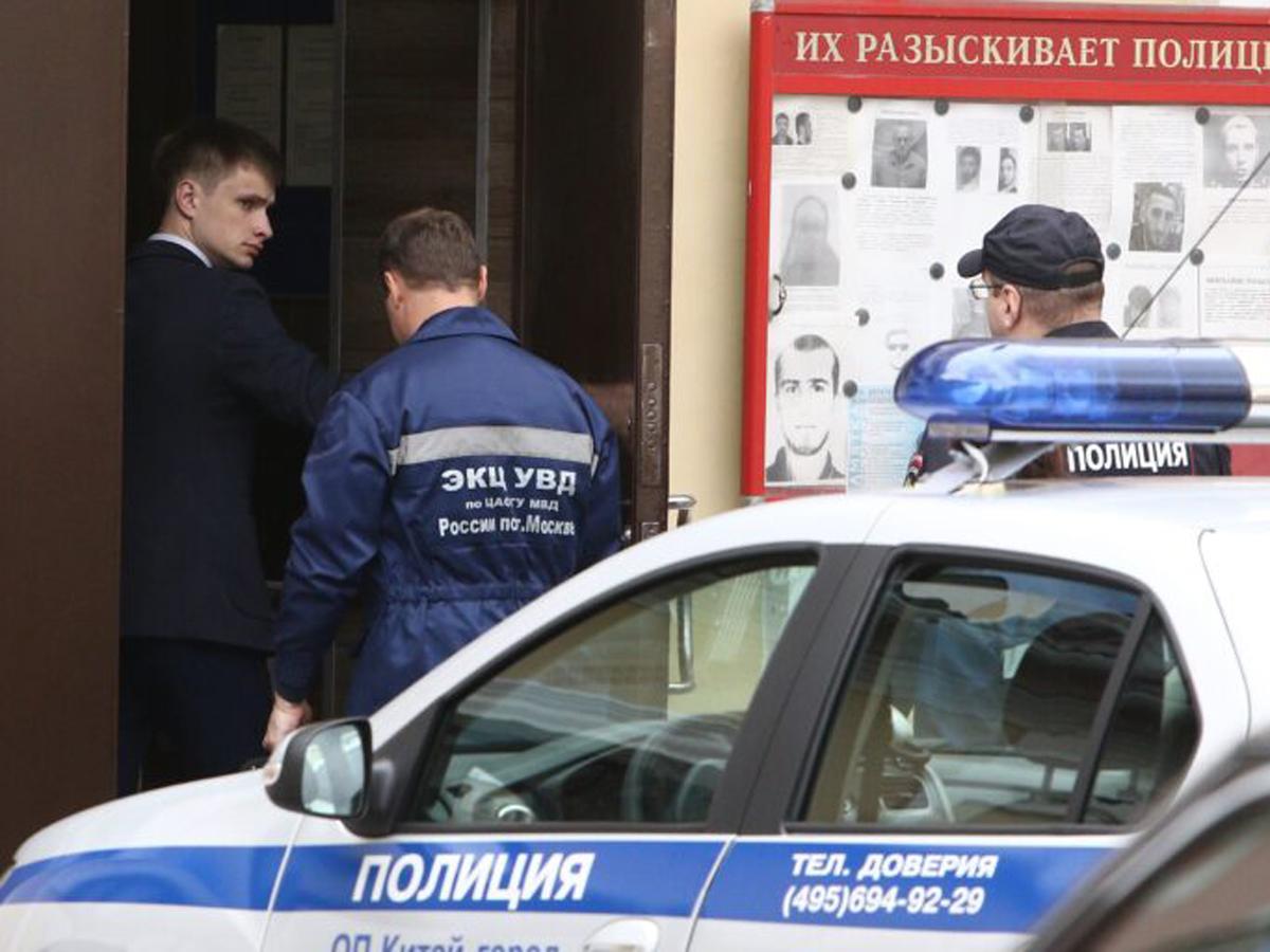 Полицейский Подмосковье убили замечания