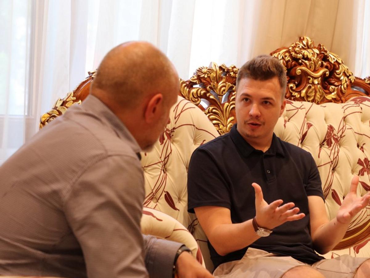 Протасевич интервью литовским СМИ