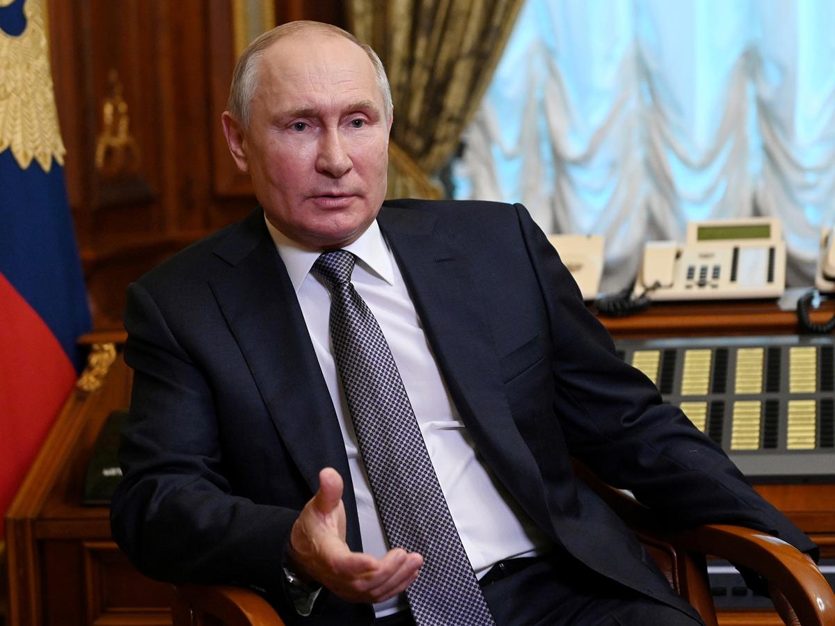 Путин о темпах вакцинации