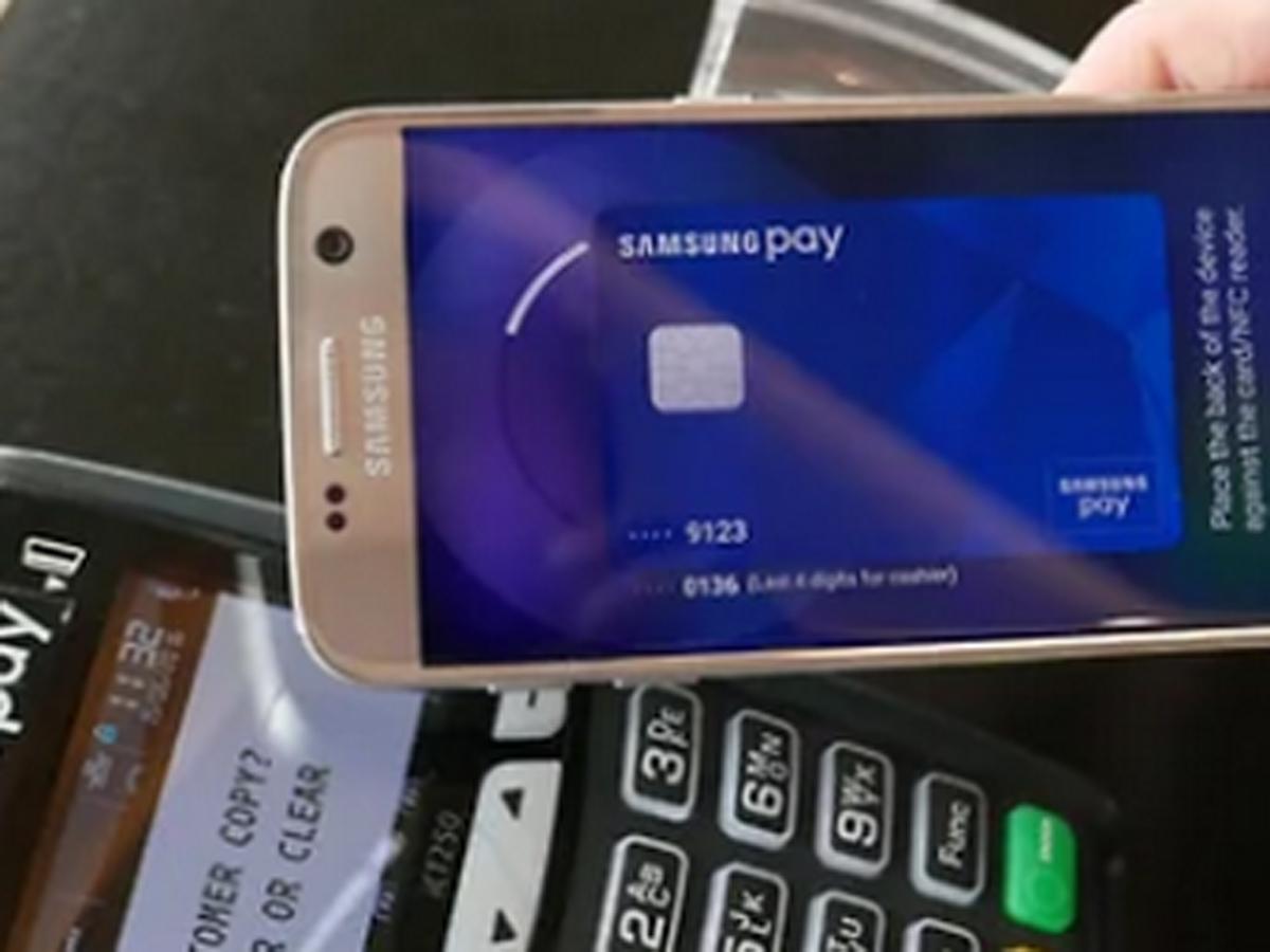 РФ запрет Samsung Pay