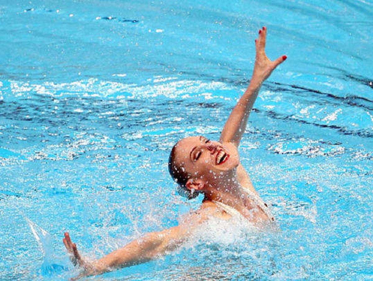 На Олимпиаде в Токио запретили купальники с медведями у российских спортсменок