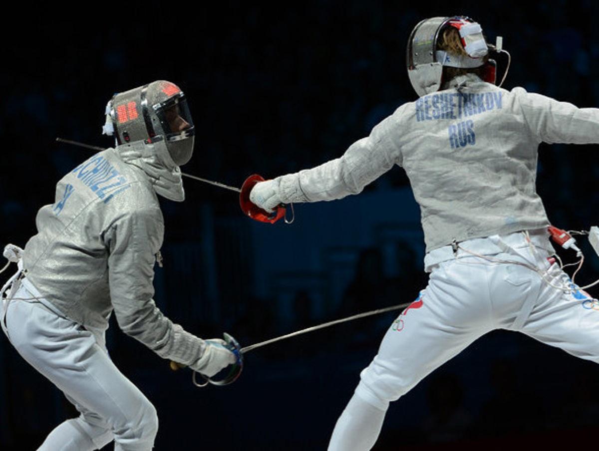 Сборная США на Олимпиаде отказалась выходить против российских саблистов