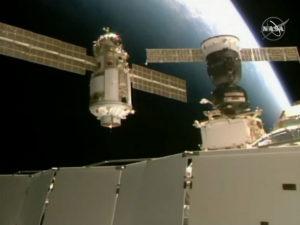 Российский модуль «Наука» успешно состыковался с МКС