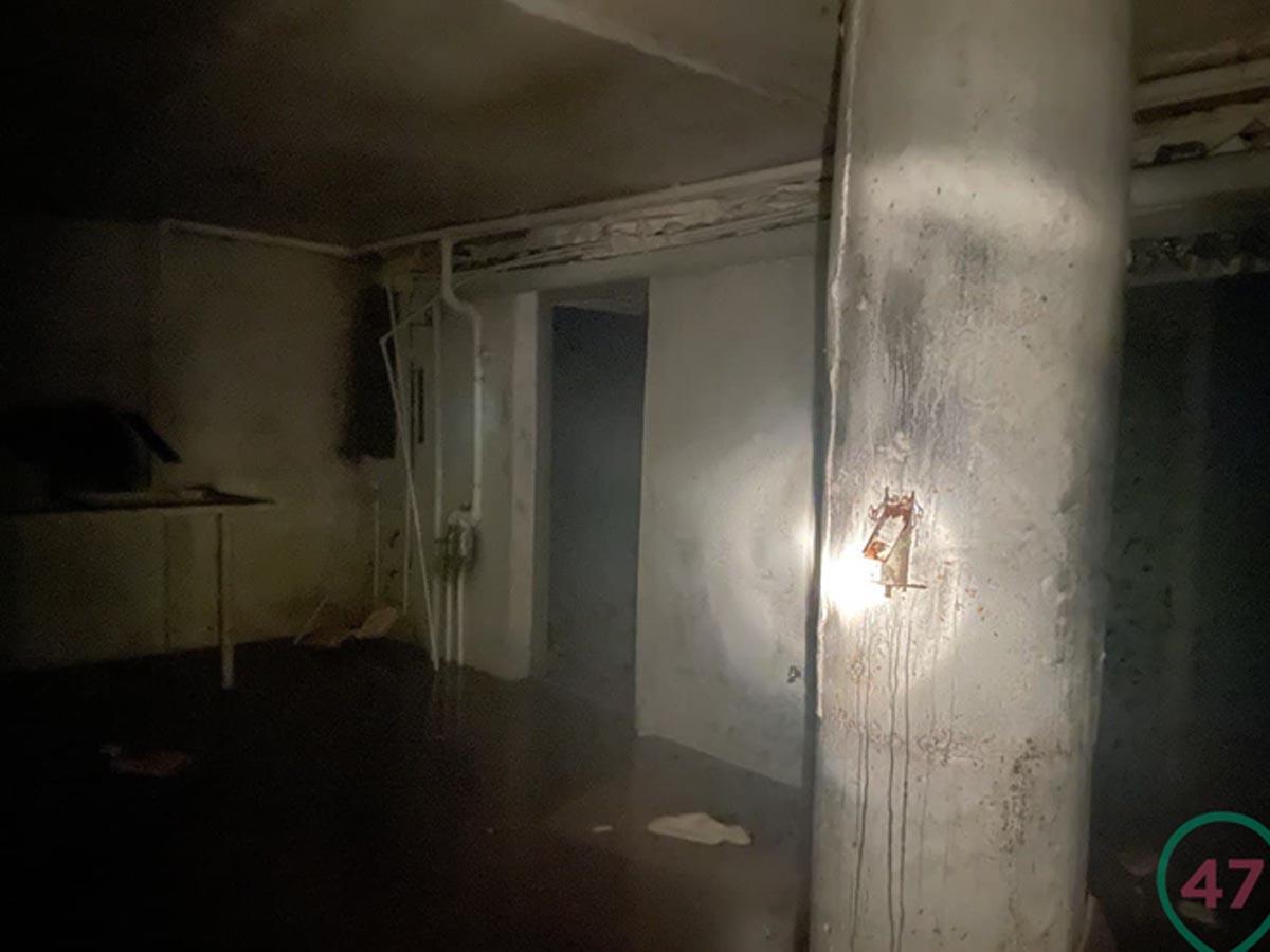 «Секретная тюрьма» Петербург