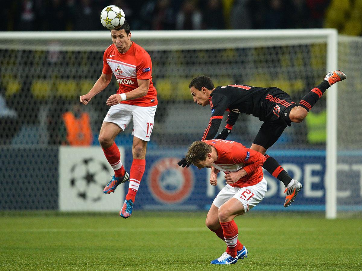 Спартак сыграет с Бенфикой в квалификации Лиги чемпионов