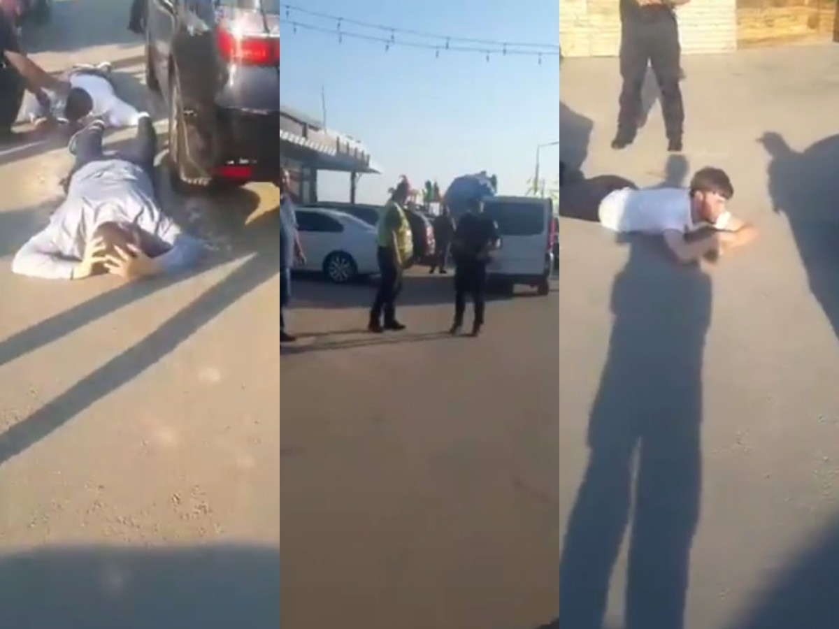Украинские СМИ опубликовали видео со стрельбой «чеченцев» на свадьбе в Одессе