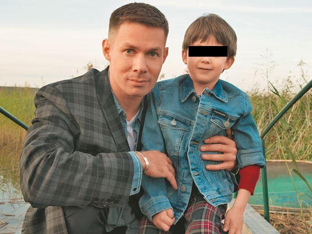 Стас Пьеха и сын