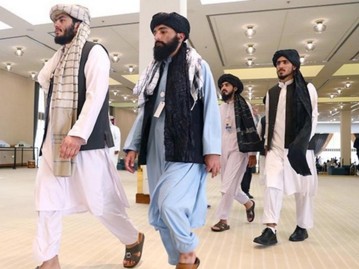 В Москву приехала делегация «Талибана»*