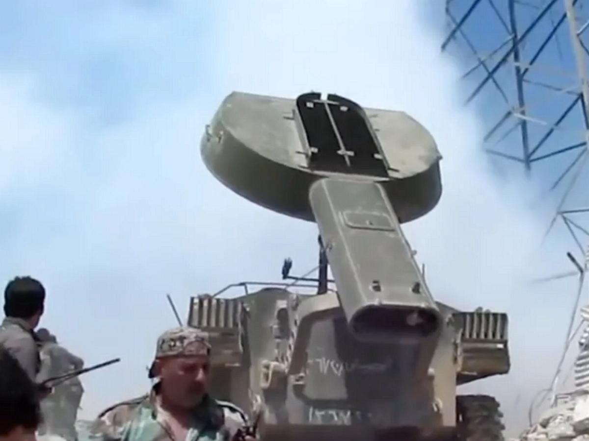 Эксперты Sohu выяснили новый способ САР уничтожать боевиков ИГИЛ