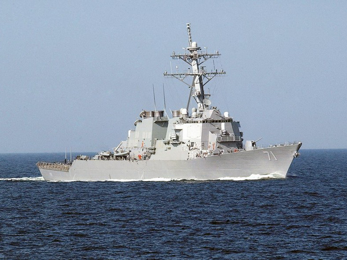 USS-Ross