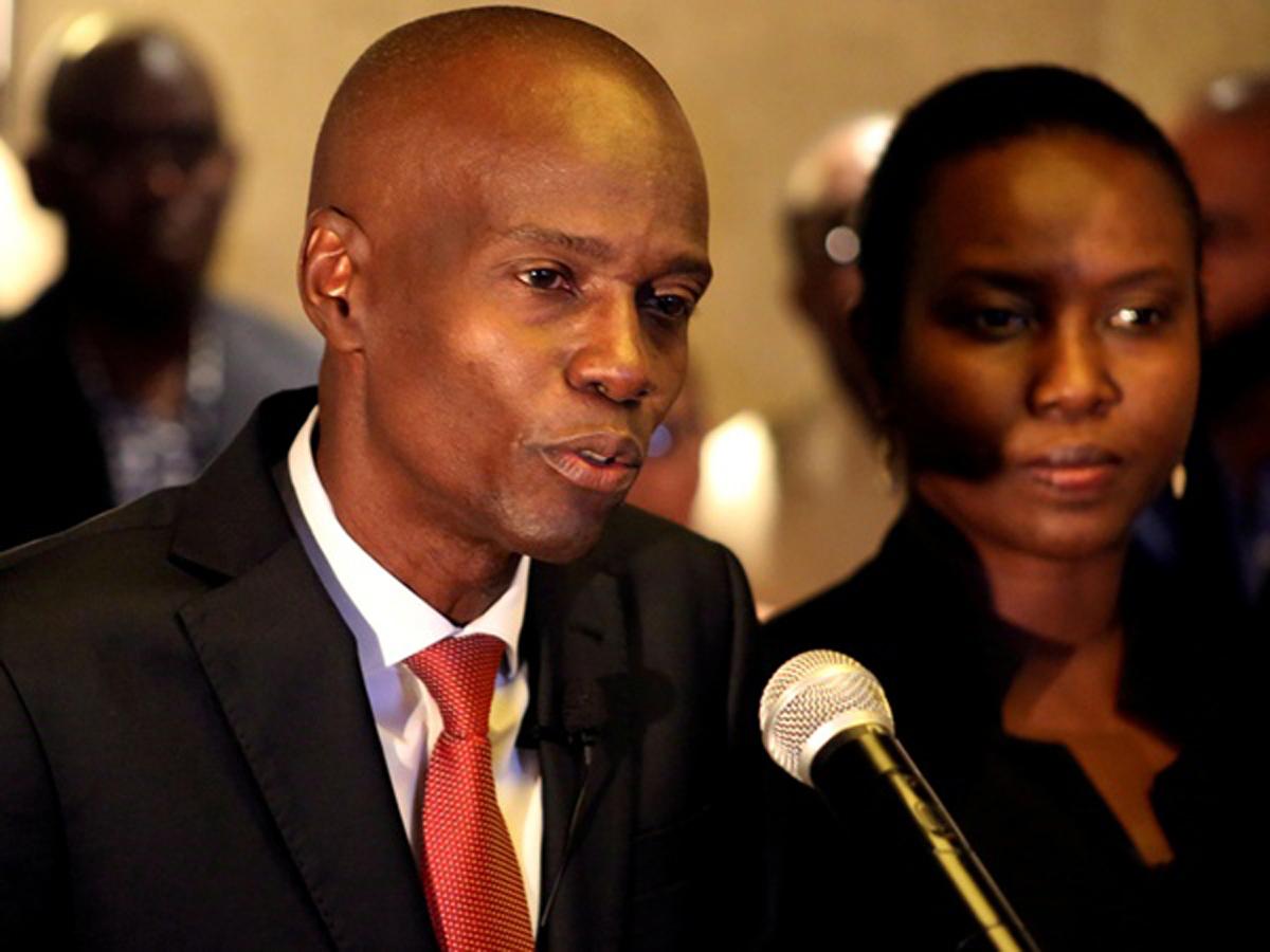 Президент Гаити Жовенель Моиз убит в своей резиденции (ФОТО)