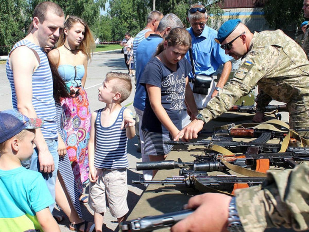 Украина школьная команда Гитлеровцы