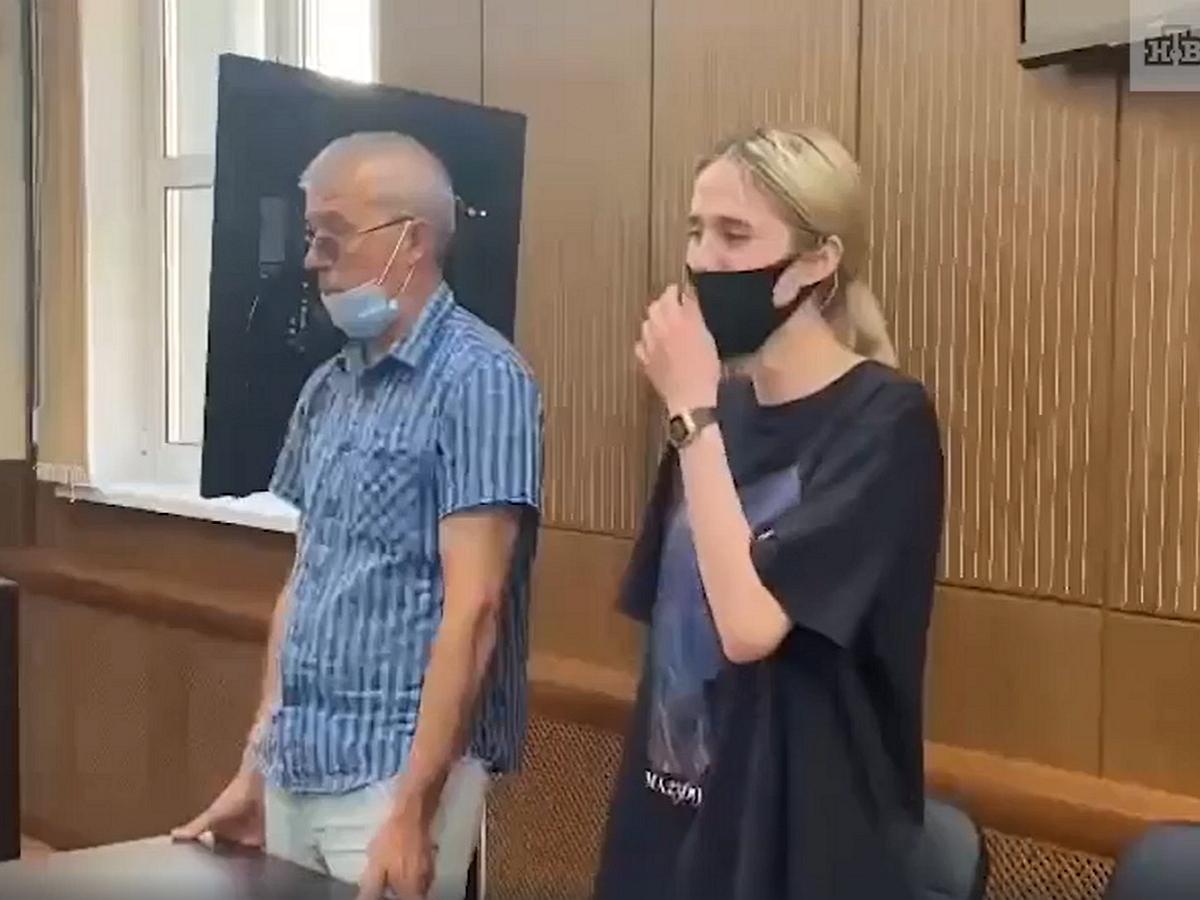 Сбившую троих детей в Москве студентку отправили в СИЗО