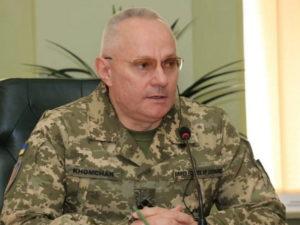 Зеленский сменил главнокомандующего ВСУкраины