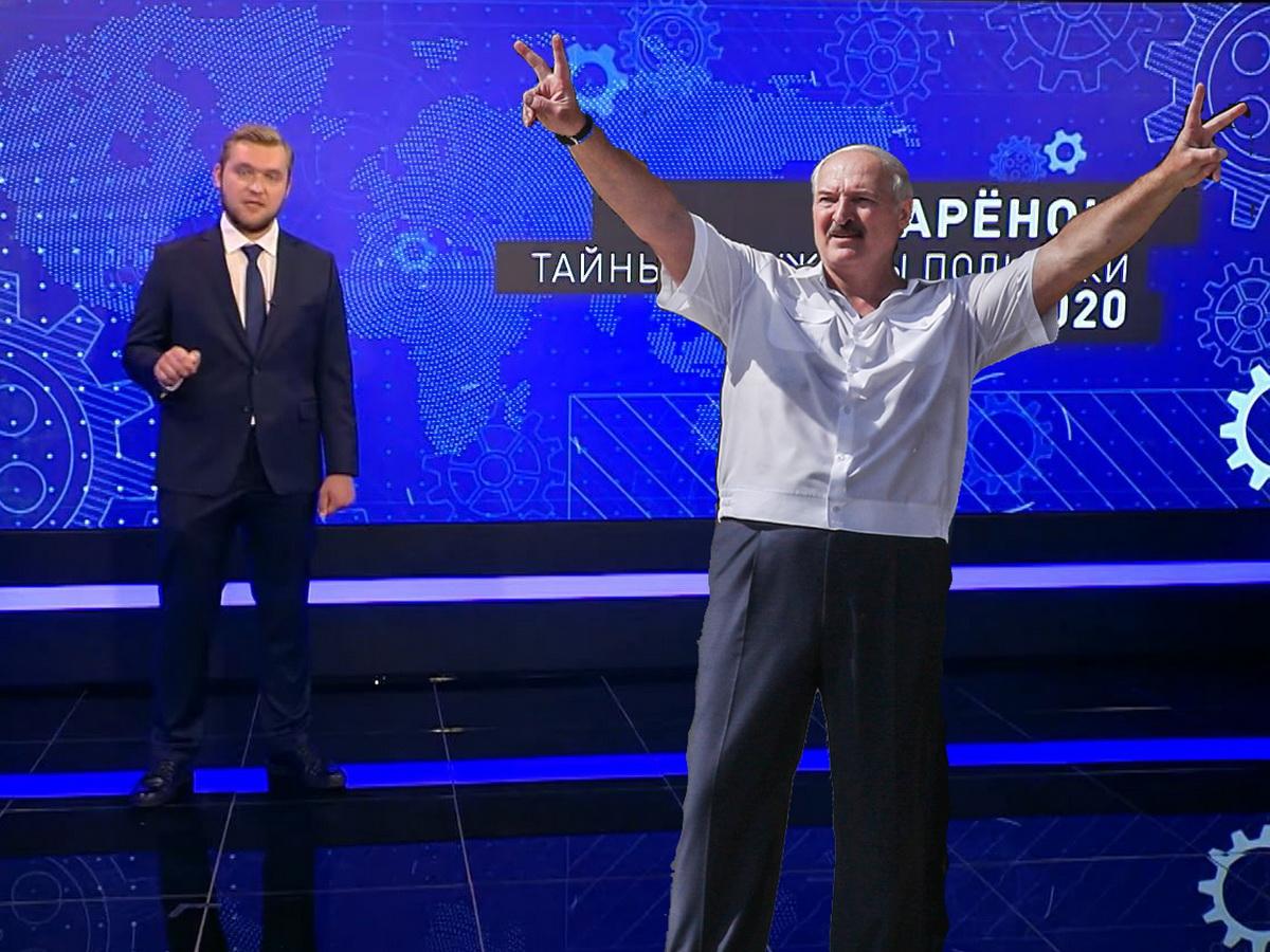 Лукашенко рассказал о покушении на Григория Азаренко