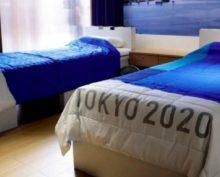 """Сборная Израиля сломала таки """"антисекс-кровать"""" в Олимпийской деревне Токио"""