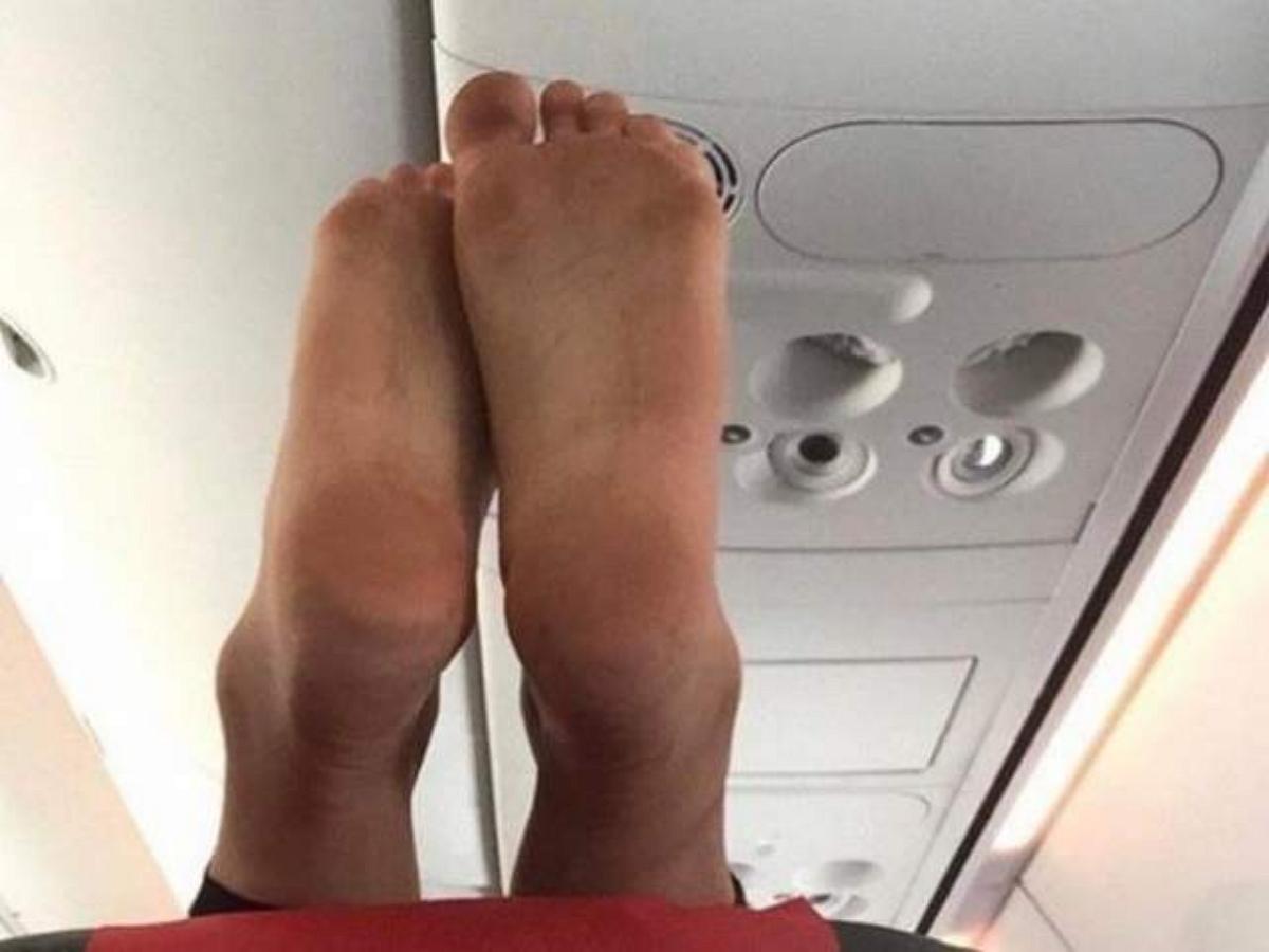 Как проучить нахала в самолете: находчивый пассажир выложил лайфхак