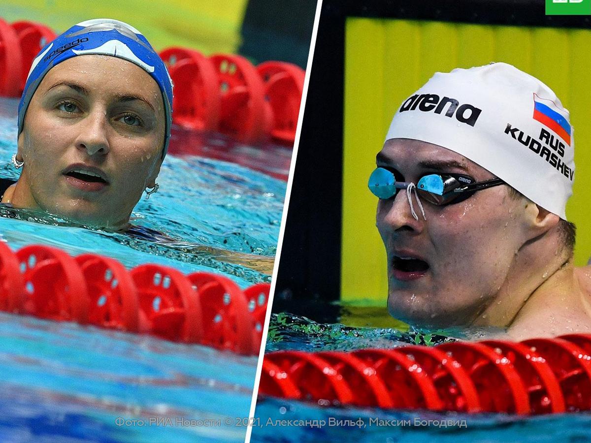 пловцов отстранили от Олимпиады