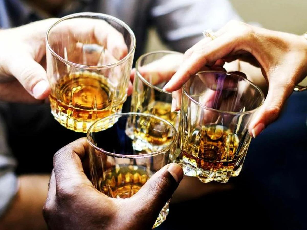 полезная для сердца доза алкоголя